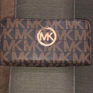 Inauthentic Micheal Kors Clutch